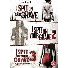 I Spit on Your Grave 1 + 2 + 3 (UK)