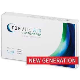 TopVue Air for Astigmatism (3-pack)