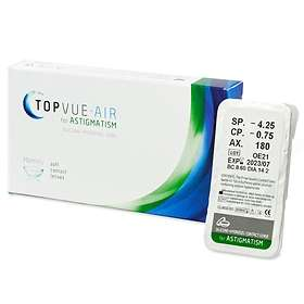 TopVue Air for Astigmatism (2-pack)