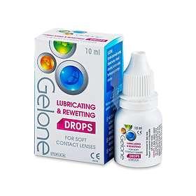 Soleko Gelone Lubricating & Rewetting Drops 10ml