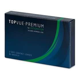 TopVue Premium for Astigmatism (3-pack)