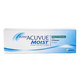 Johnson & Johnson 1 Day Acuvue Moist Multifocal (90-pakning)