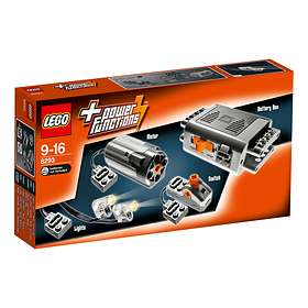 LEGO Power Functions 8293 Moottorisetti