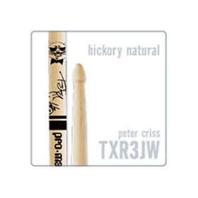 Promark The Natural 3J Peter Criss TXR3JW Hickory