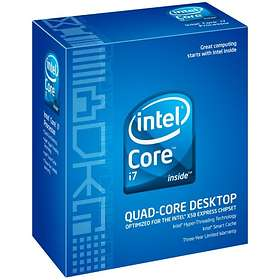 Intel Core i7 940 2,93GHz Socket 1366 Box