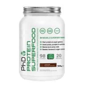 PhD Nutrition Protein Superfood 0.5kg