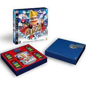 Buzz! Quiz TV: Family Edition (inkl. Buzzers) (PS3)