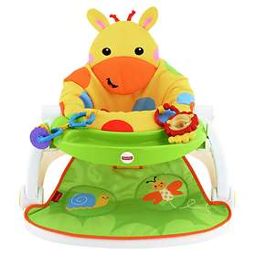 Fisher-Price Sit Me Up Floor Giraffe