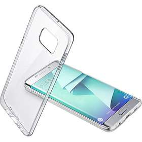 Cellularline Clear Duo for Samsung Galaxy S7 Edge