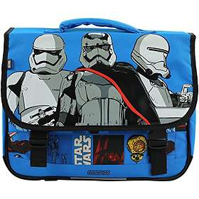 American Tourister New Wonder Star Wars Saga Schoolbag M (Jr)