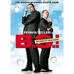 Penn & Teller Bullshit! Season 3 (US)
