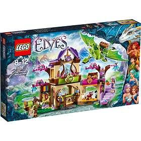 Lego Elves 41176 La Piazza Del Mercato Segreta