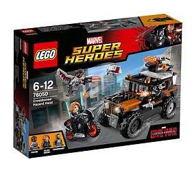 LEGO Super Heroes 76050 Marvel Crossbones' Hazard Heist