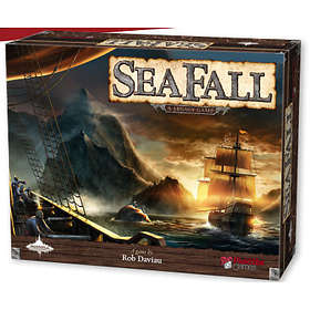 Plaid Hat Games SeaFall