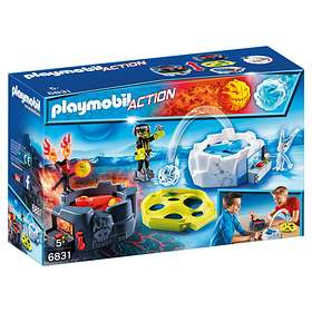 Playmobil Action 6831 Fire & Ice Action Game