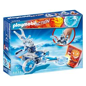 Playmobil Action 6832 Frosty med Disc-skyder