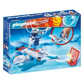 Playmobil Action 6833 Icebot with Disc Shooter