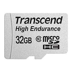 Transcend High Endurance microSDHC Class 10 32GB