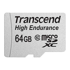 Transcend High Endurance microSDXC Class 10 64GB