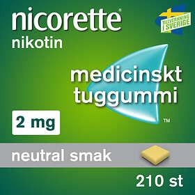 Nicotine Chewing Gum Price Comparison - Find the best deals