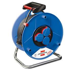 Brennenstuhl Garant Reel IP44 3-Way 25m