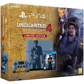 Sony PlayStation 4 1TB (incl. Uncharted 4: A Thief's End) - Limited Edition