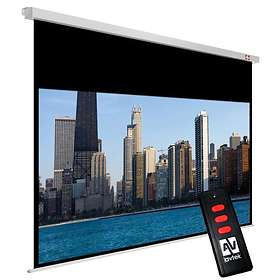 "Avtek Cinema Electric 240 Matt White 16:9 104"" (230x129)"