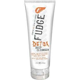 Fudge Detox Deep Cleanser Shampoo 200ml