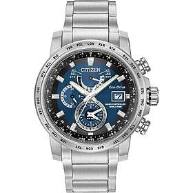 Citizen Eco-Drive World Time A.T AT9070-51L