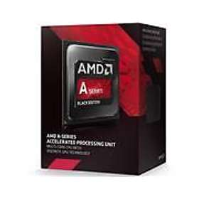 AMD A-Series A10-7890K Black Edition 4,1GHz Socket FM2+ Box incl. Wraith Cooler