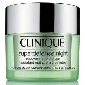 Clinique Superdefense Night Recovery Moisturizer Very Dry/Dry 50ml