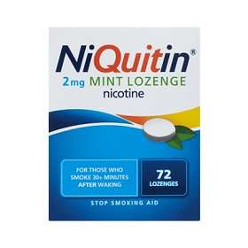 niquitin mint sugtablett