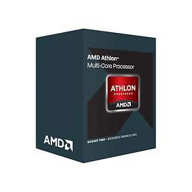 AMD Athlon X4 880K 4,0GHz Socket FM2+ Box incl. Quiet Cooler