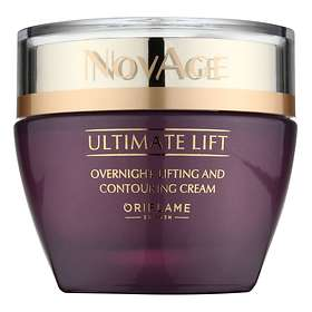 Oriflame NovAge Ultimate Lift Overnight Lifting & Contouring Cream 50ml