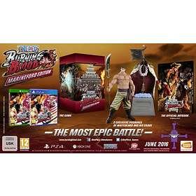 One Piece: Burning Blood - Marineford Edition