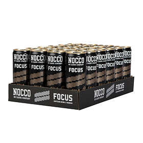NOCCO Focus 330ml 24-pack