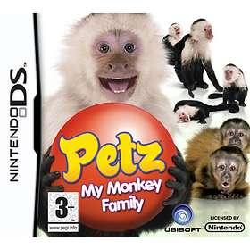 Petz: My Monkey Family (DS)