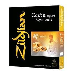 Zildjian K Custom Hybrid 390 Box Set