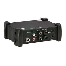 DAP Audio AMP-104