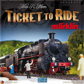 Days of Wonder Ticket to Ride: Märklin