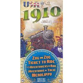 Days of Wonder Ticket to Ride: USA 1910 (exp.)