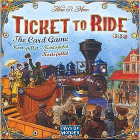 Ticket to Ride: Kortspel