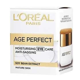 L'Oreal Age Perfect Moisturizing Anti-Sagging Eye Care Mature Skin 15ml