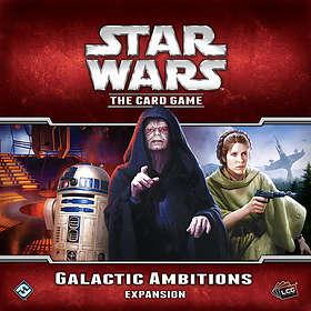 Star Wars: Kortspel - Galactic Ambitions (exp.)