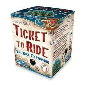 Days of Wonder Ticket to Ride: The Dice Expansion (exp.)