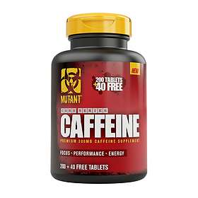 Mutant Nutrition Core Series Caffeine 240 Tabletter