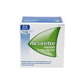 McNeil Nicorette Icemint Tyggegummi 2mg 210stk