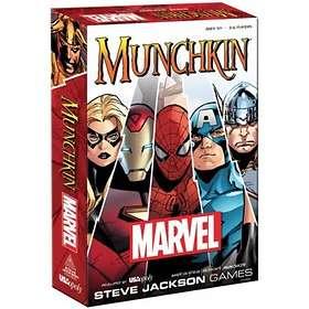 Munchkin: Marvel Edition