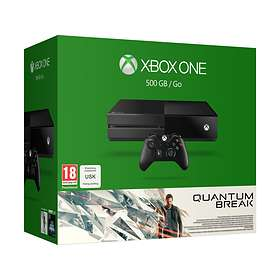 Microsoft Xbox One 500GB (incl. Quantum Break)