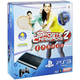 Sony PlayStation 3 Slim 500Go (+ Sports Champions 2)